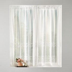Hope Slot Top Voile Fabric