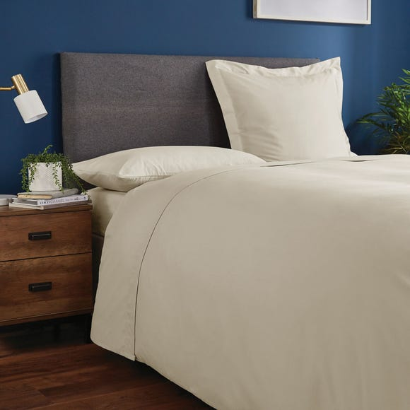 Fogarty Soft Touch Flat Sheet Natural undefined