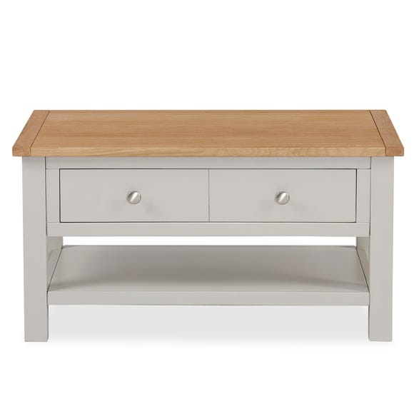 Bromley Grey Coffee Table Grey