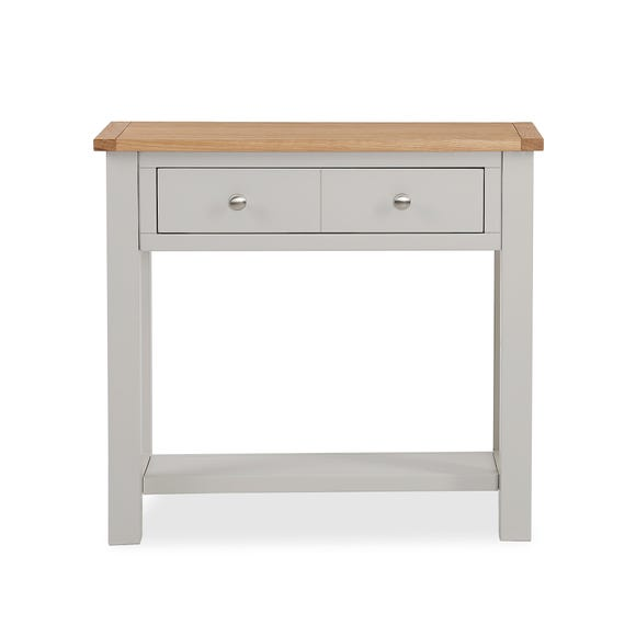 Bromley Grey Console Table