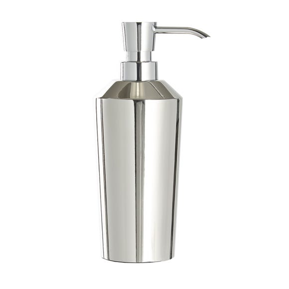 5A Fifth Avenue Chrome Plated Lotion Dispenser Silver