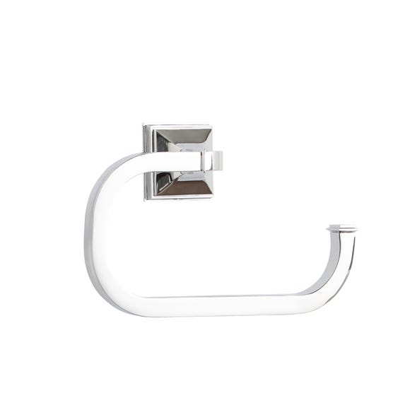 5A Fifth Avenue Wall Mounted Towel Ring Chrome
