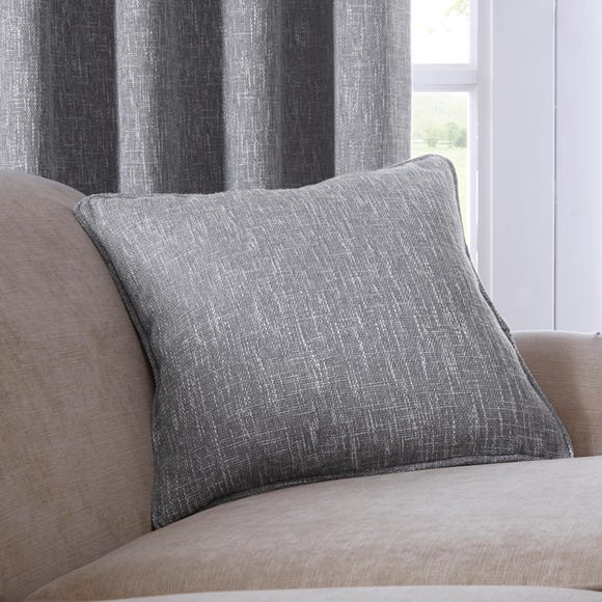 Boucle Grey Cushion Grey