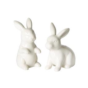 Rabbits Salt and Pepper Set