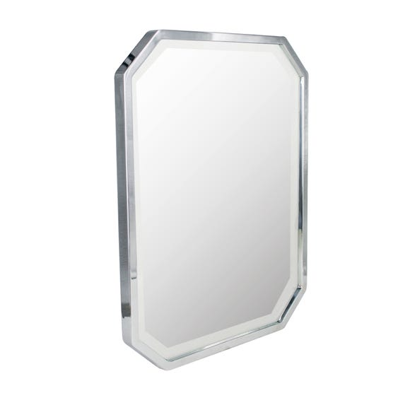 5A Fifth Avenue Chrome Plated Mirror Chrome (Silver)