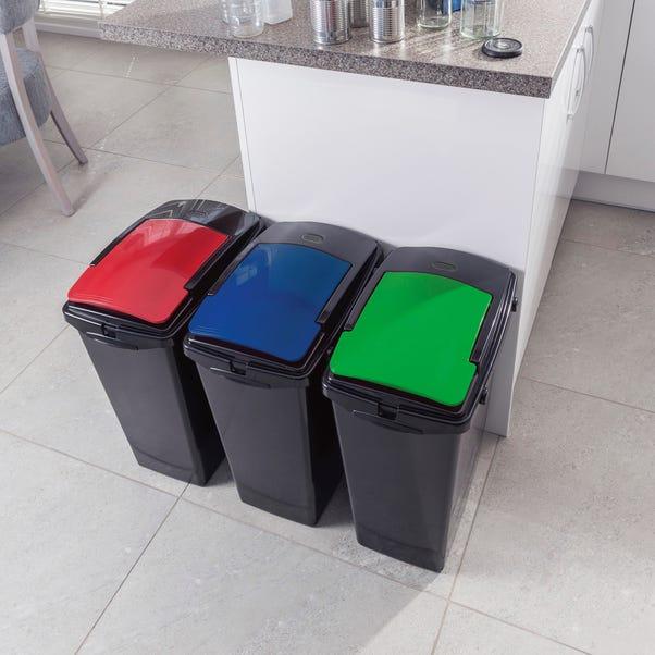 Addis Recycling Bin Base Black