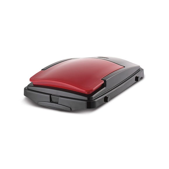 Addis Red Recycling Bin Lid Red