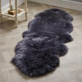 Double Pelt Sheepskin Rug