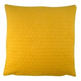 Andie Ochre Cushion Cover