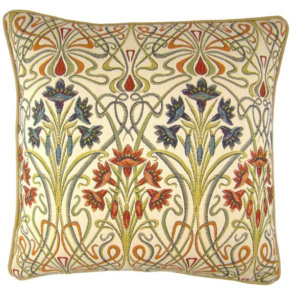 Lucetta Cushion Cover MultiColoured