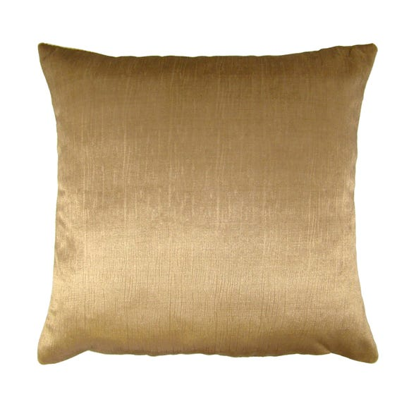 Shimmer Cushion Cover Gold undefined