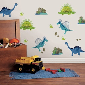 Roar! Dinosaur Wall Stickers