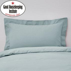 Non Iron Willow Oxford Pillowcase