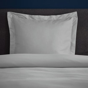 Fogarty Soft Touch Platinum Continental Square Pillowcase