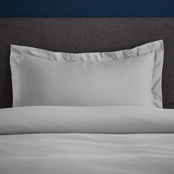 Fogarty Soft Touch Platinum Oxford Pillowcase Platinum