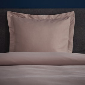Fogarty Soft Touch Mink Continental Square Pillowcase