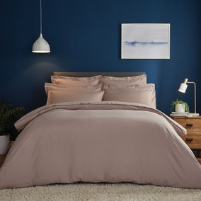 Fogarty Soft Touch Mink Duvet Cover and Pillowcase Set