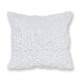 Faux Fur Cushions Dunelm