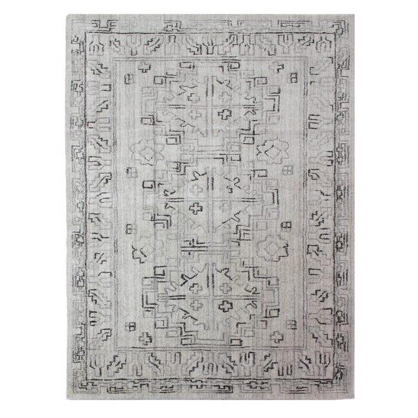 Dorma Beige Traditional Viscose Rug  undefined