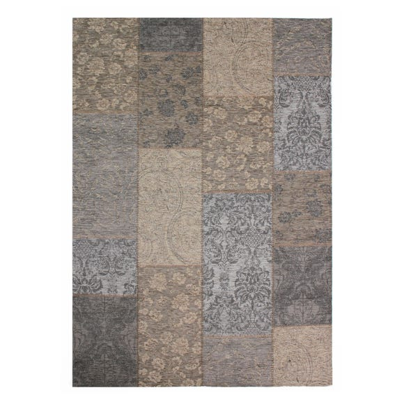 Romance Patchwork Rug Romance Patchwork Natural undefined