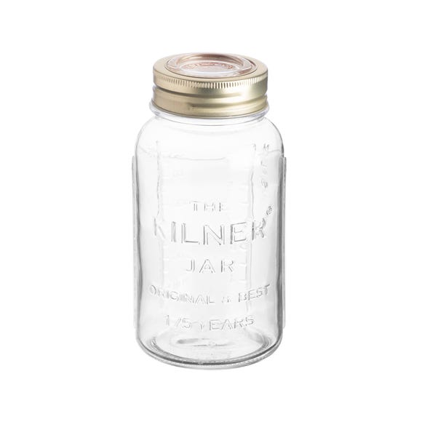 Kilner 75ml 175 Years Anniversary Jar Clear