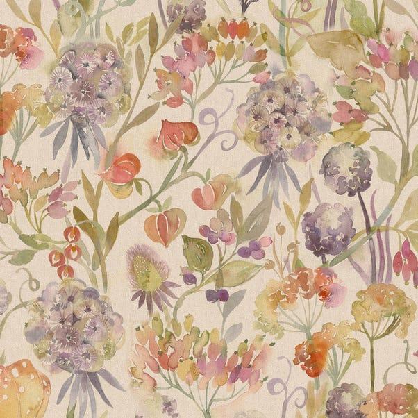 Autumn Floral PVC Floral