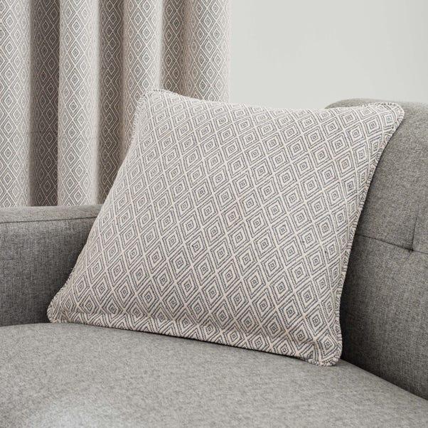 Elements Oslo Grey Cushion Grey