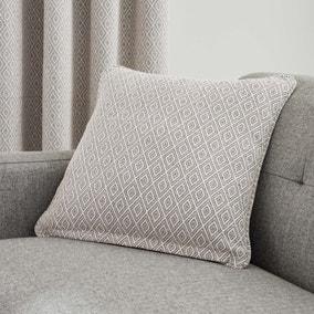 Elements Oslo Grey Cushion