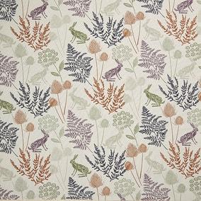 Kielder Natural Fabric