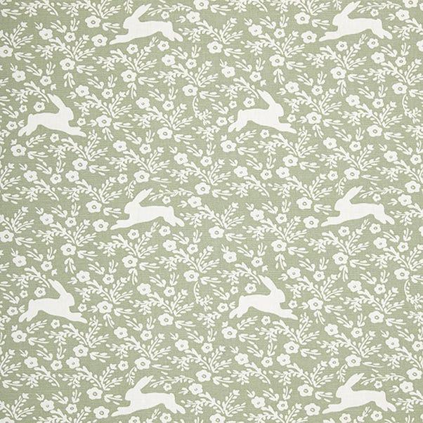 Bunny Sage Fabric