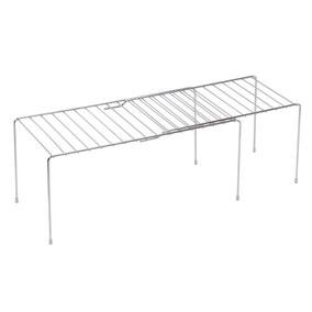 Chrome Extendable Shelf