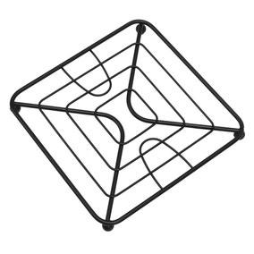 Black Single Pan Trivet