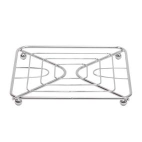 Chrome Single Pan Trivet