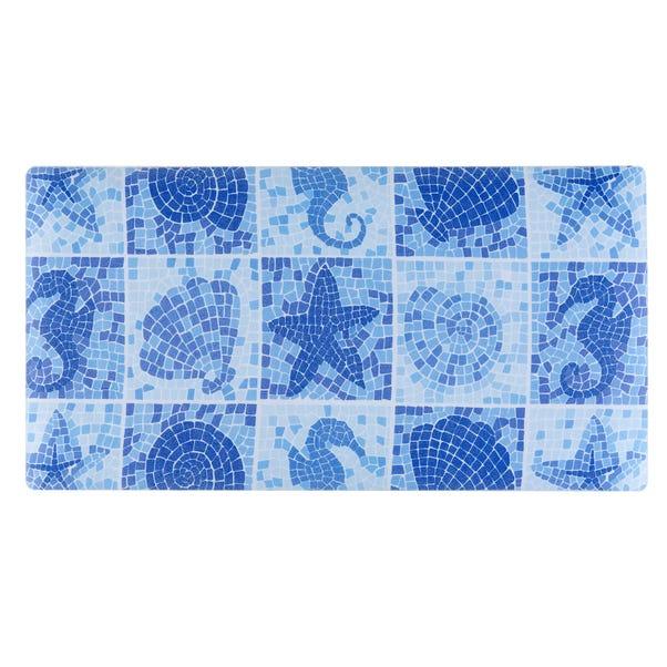 Seascape Aquamat Blue