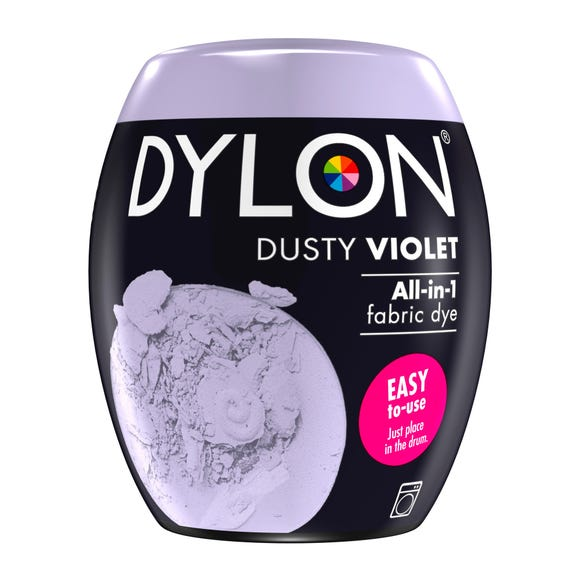 Dylon Dusty Violet Machine Dye Pod