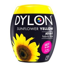Dylon Sunflower Yellow Machine Dye Pod