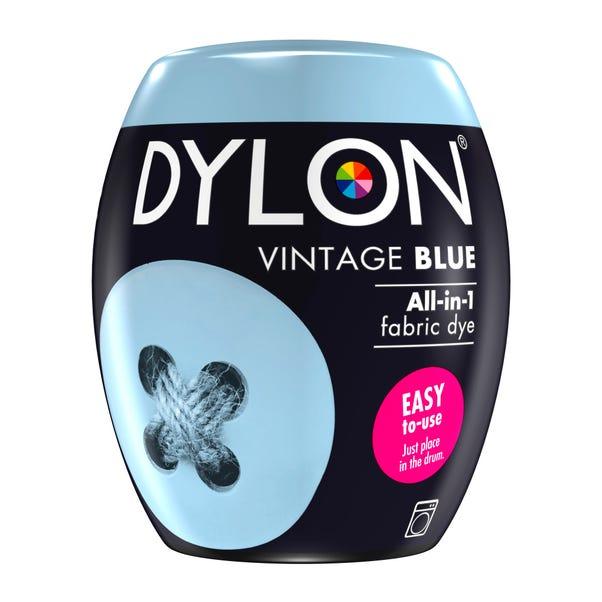 Dylon Vintage Blue Machine Dye Pod