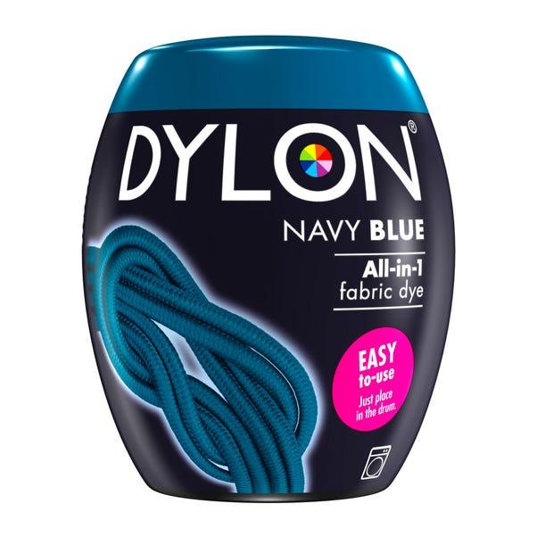 Dylon Navy Blue Machine Dye Pod