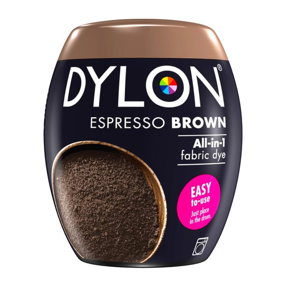 Dylon Espresso Brown Machine Dye Pod
