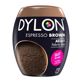 Dylon Espresso Brown Machine Dye Pod
