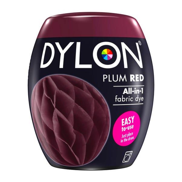 Dylon Plum Red Machine Dye Pod