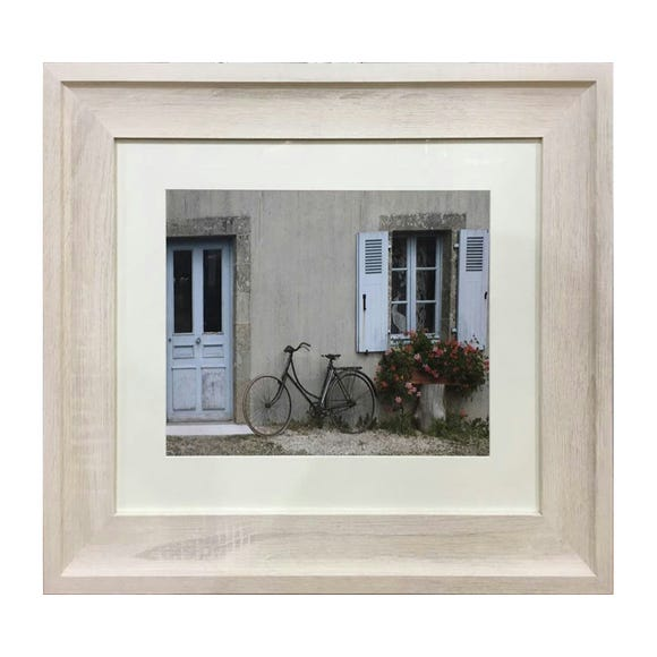 Maison Francaise Bicycle Frame Print Multi Coloured