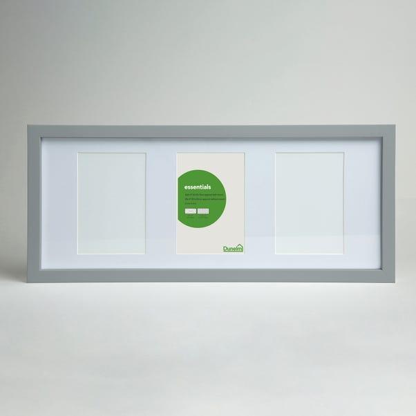 Essentials Multi Aperture Frame Grey
