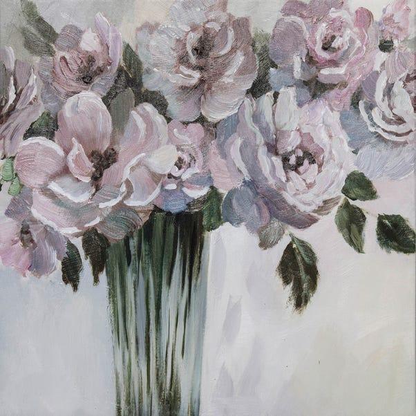Maison Francaise Floral Canvas Multi Coloured