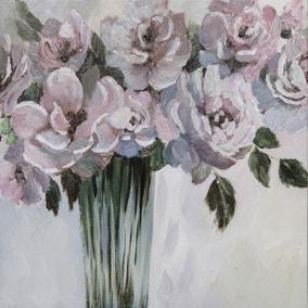 Maison Francaise Floral Canvas