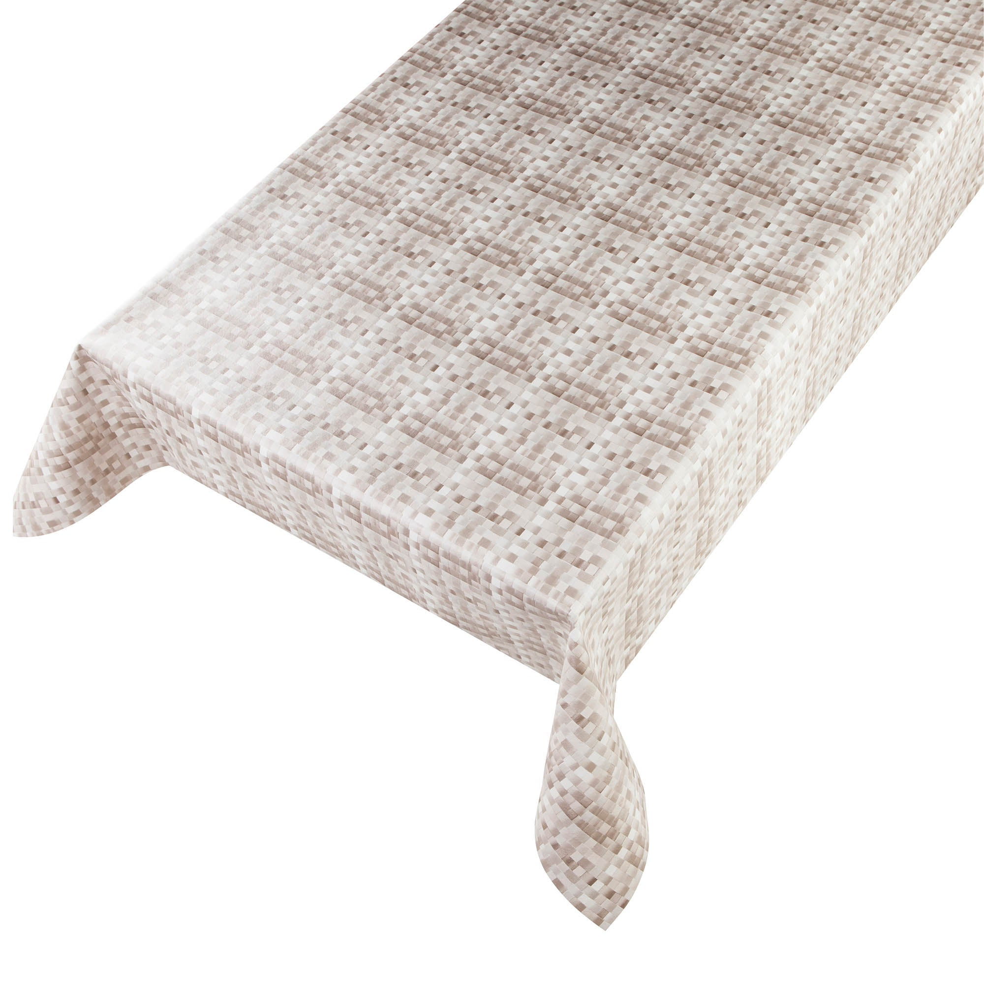 Click to view product details and reviews for Basket Weave Pvc Natural.