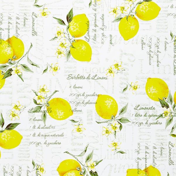 Lemons PVC Yellow