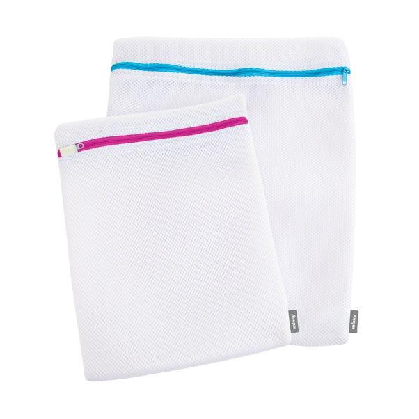Delicates bag minky White