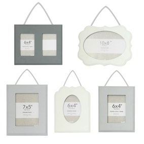 Maison Francaise Set of 5 Hanging Frames