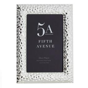 "5A Fifth Avenue Metal Photo Frame 6"" x 4"" (15cm x 10cm)"